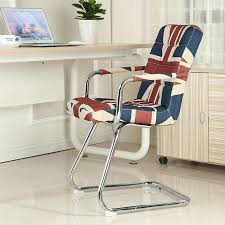 Office Chair Free Delivery Stylish Comfort Linen Fabric Office Chair Study Chair U2013 England