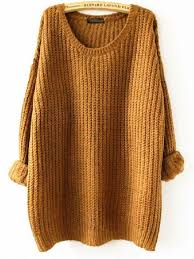 brown sweater megan oversized knit sweater oversized knit sweaters quarter