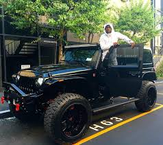 jeep custom kevin hart u0027s custom jeep wrangler is the car of your dreams