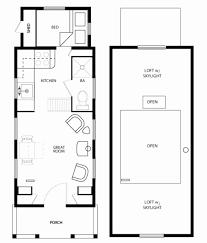 tiny house floor plans luxury calpella cabin 8 16 v1 floor plan tiny 8 16 tiny house plans lovely micro house floor plans design