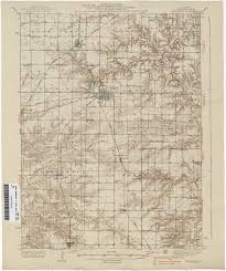 Map Of Joliet Il Illinois Historical Topographic Maps Perry Castañeda Map