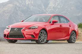 lexus hatchback 2016 2018 lexus is 200t redesign