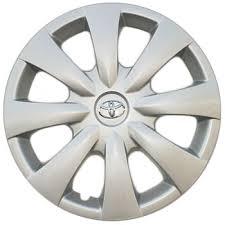 toyota corolla wheel 2009 2010 corolla hub caps refurbished factory toyota corolla