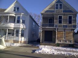 In Laws House by The Guyanese And Schenectady Urban Regeneration Urban Tensions