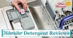 Consumer Reports Dishwasher Detergent Dishwasher Detergents Reviews Which Products Work Best