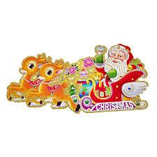 buy little india santa claus toys mask and santa cap christmas