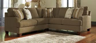 Ashley Furniture Microfiber Sectional Buy Ashley Furniture 8690155 8690167 Nisland Wicker Raf Sofa