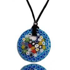 glass necklace images Millefiori antica murrina murano glass necklace jewelry venice jovon jpg