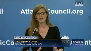 un ambassador samantha power warns ignoring russian aggression c