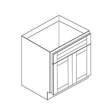 white kitchen base cabinets sink base cabinets annapolis blue