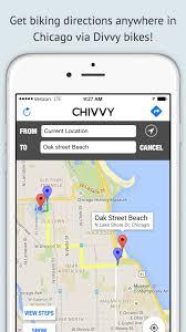 Divvy Chicago Map Chivvy Chicago U0027s Best Divvy Bikes App