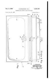 patent us3283340 bathtub and bathtub drain structure