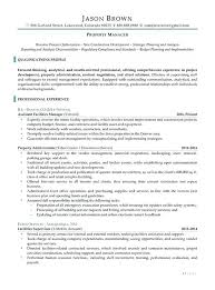 Manager Resume Objective Resume Facilities Manager Resume Facilities Manager Resume