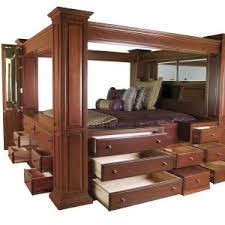 canopy bed designs design wood canopy bed frame queen andrea outloud