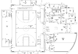 Floor Plan Of A Church by New Parish Center Campaign St Cletus Parish