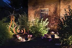 Install Landscape Lighting - install landscape lighting to set the mood tristate water works