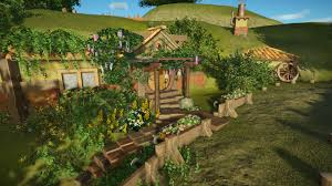 the shire hobbiton planet coaster album imgur try give every single hobbit house its own personality