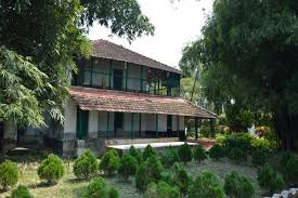 file house of sarat chandra chattopadhyay western view