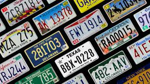 Coolest State Flags The 5 Best And 5 Worst License Plates In The United States