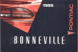 1995 pontiac bonneville owners manual just give me the damn manual