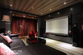 small modern home modern home theater for a comfortable room allstateloghomes com