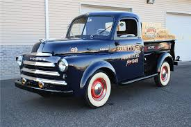 1949 dodge truck for sale 1949 dodge information and photos momentcar