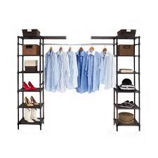 homey seville closet organizer home depot roselawnlutheran