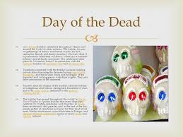 november 2 nd day of the dead is a mexican