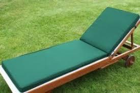 Garden Recliner Cushions Garden Steamer And Lounger Cushions Uk Gardens
