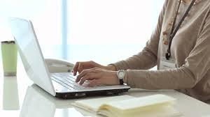 ag e de bureau ordinateur portable femme d affaires employé de bureau hd
