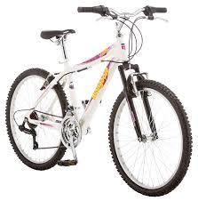 Mongoose Comfort Bikes Mongoose R3473 24 U201d Women U0027s Silva Mountain Bike