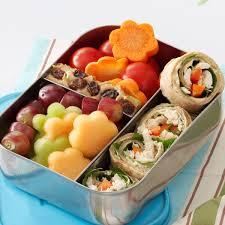 lunch box chicken wrap recipe taste of home