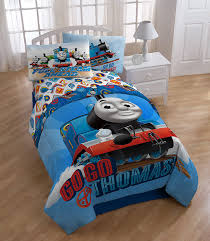 amazon thomas tank engine u0027go u0027 microfiber twin