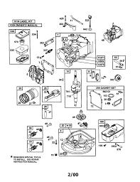 briggs u0026 stratton engine parts model 9d9022085e1 sears partsdirect