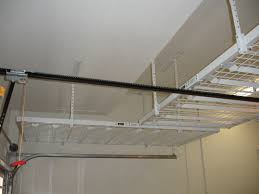 overhead storage racks for garage design the better garages image of overhead storage racks for garage solutions