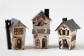 garden of evil set of 3 pop up halloween houses u2013 dimensional