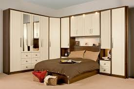 Bedroom Furniture  Small Armoire Modern Bedroom Wardrobe Built In - Built in wardrobe designs for bedroom