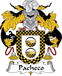 pacheco coat of arms pacheco family crest by william martin