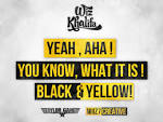 Black And Yellow ! ~ Wiz Khalifa .PSD File by ~daWIIZ on deviantART