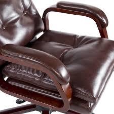 High Back Leather Recliner Chair Aosom Homcom High Back Pu Leather Executive Reclining Office