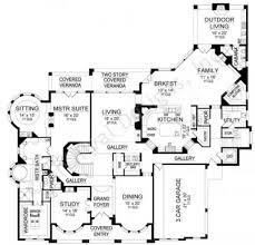 contemporary floor plan beverly comtenporay designs luxury house plans