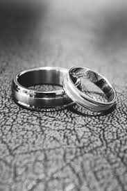 Engagement Ring Vs Wedding Ring by Titanium Vs Stainless Steel Rings Which Is Better Overstock Com