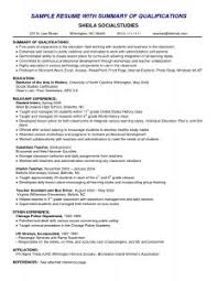 Example Of Writing Resume by Examples Of Resumes 85 Amusing A Resume Example About Yourself