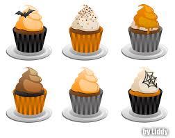 halloween cupcakes by liddycharm on deviantart