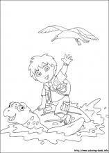 diego coloring pages coloring book