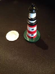 lighthouse cake topper sugartree cake decorating supplies cake decorations fondant