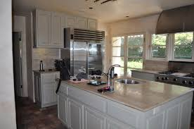 White Washed Kitchen Cabinets by Kitchen Dazing Design Whitewash Kitchen Cabinet Idea Whitewash