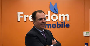 nissan canada executive team alek krstajic is stepping down as ceo of freedom mobile