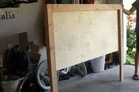diy panel headboard diy upholstered headboard thelotteryhouse