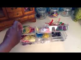 organize hair accessories sssveda day 17 organize girl s hair accessories